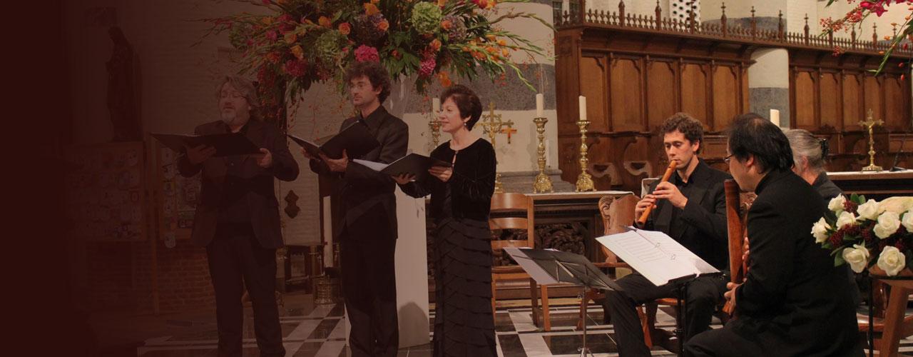 Concert middeleeuwse muziek
