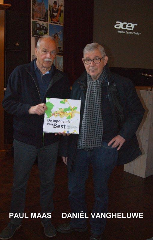 Paul Maas & Daniël Vangheluwe