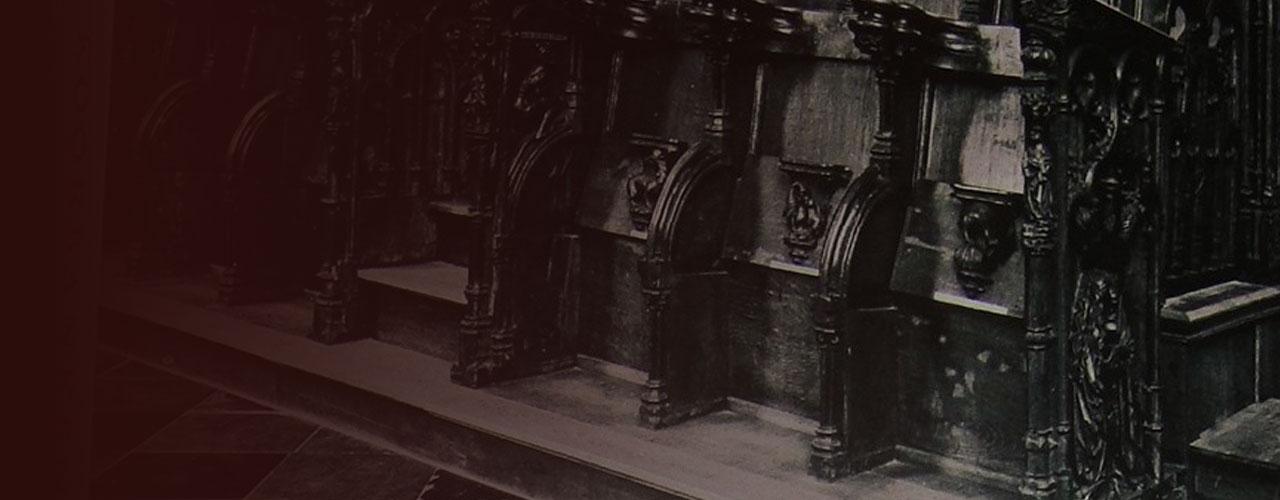 """Fotoboek """"De koorbanken van Oirschot en Aarschot"""""""